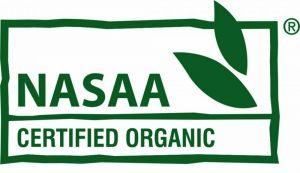 Chứng nhận hữu cơ Nasaa