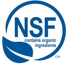 chứng nhận hữu cơ nsf