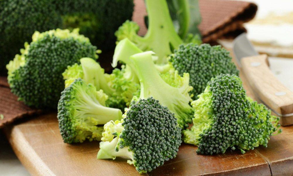bổng cải xanh hữu cơ