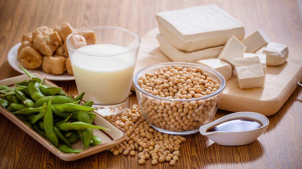 Sữa đậu nành hữu cơ