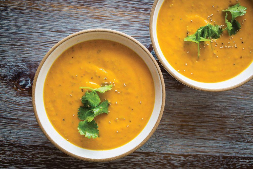 Soup chia