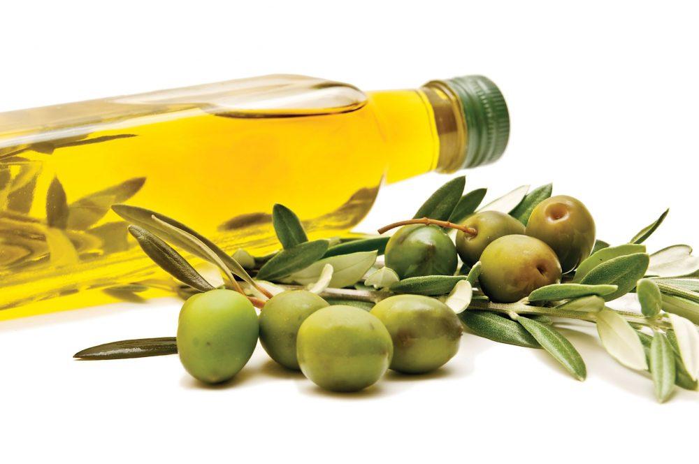 dầu oliu hữu cơ