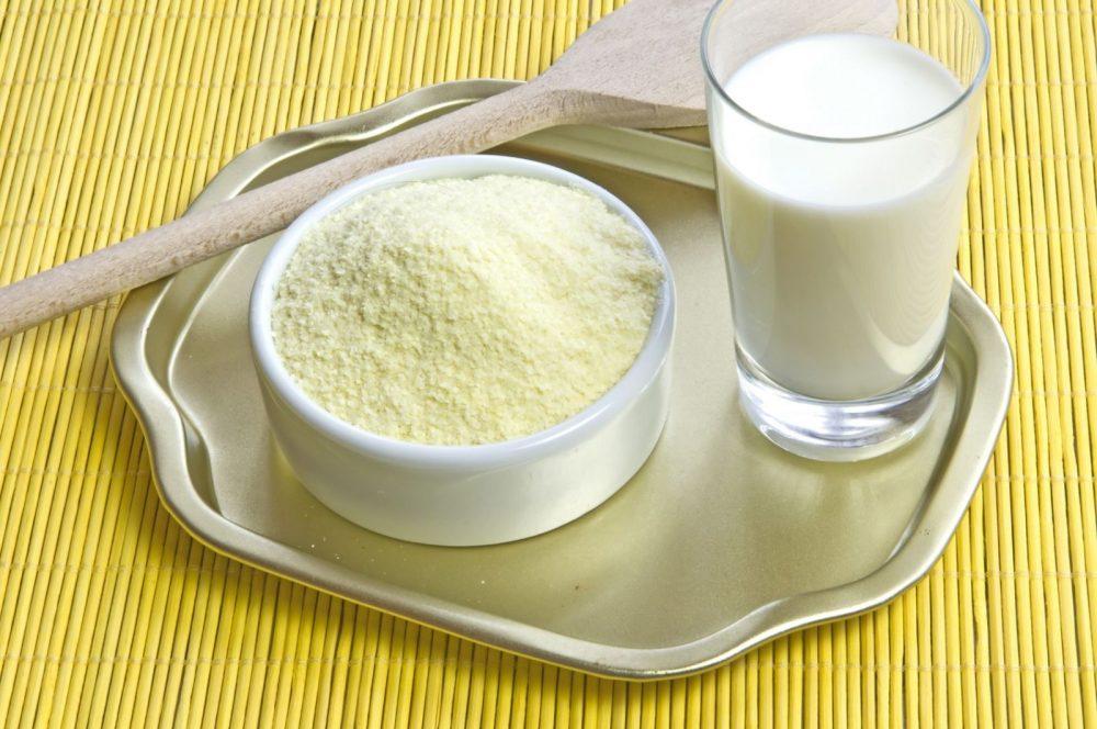 Sữa bột thực vật