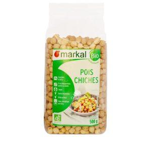 đậu gà hữu cơ Markal