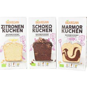 Bột làm bánh mỳ nướng hữu cơ - Biovegan 2