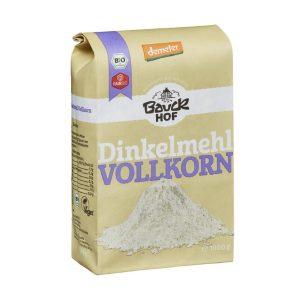 Bột mì Dinkel nguyên cám hữu cơ 1kg - Bauck Hof