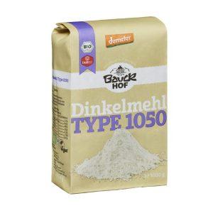 Bột mì Dinkel nguyên cám hữu cơ loại 1050 1kg - Bauck Hof