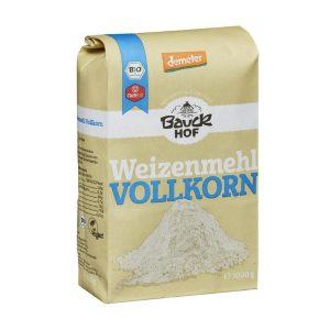 Bột mì nguyên cám hữu cơ Bauck Hof 1kg