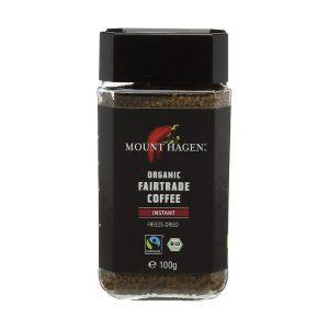 Cà phê hòa tan hữu cơ 100g - Mount Hagen