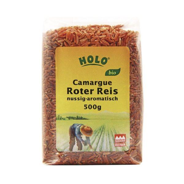 Gạo Lứt Huyết Rồng hữu cơ 500g - Holo New