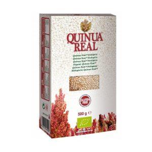 Hạt diêm mạch trắng hữu cơ 500g - Quinua