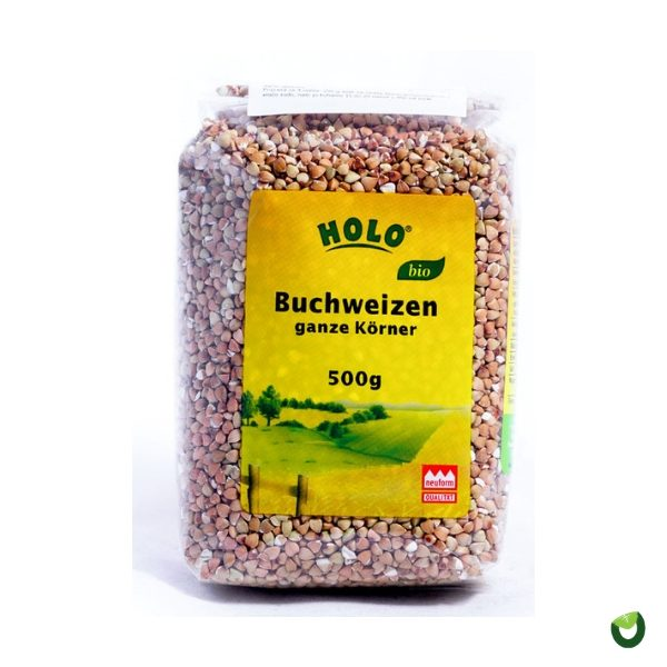Hạt kiều mạch hữu cơ 500g Holo (2)