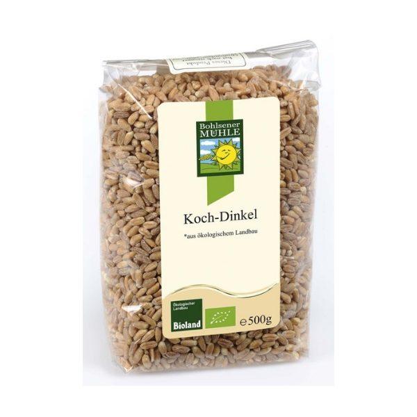 Hạt lúa mì lứt hữu cơ 500g - Bohlsener