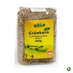 Hạt lúa mì non nguyên cám hữu cơ 500g Holo