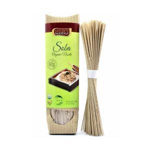 Mì sợi hữu cơ soba 200g – Golden Noodle
