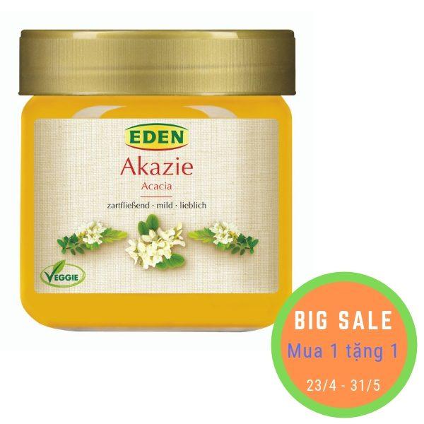 Mật ong tự nhiên hoa keo 500g - Eden