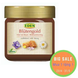 Mật ong tự nhiên hoa vàng tầm ma 500g - Eden