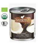 Nước cốt dừa hữu cơ 270ml - Merito