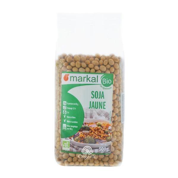 Đậu Nành Soy Beans Hữu Cơ Markal 500g 1