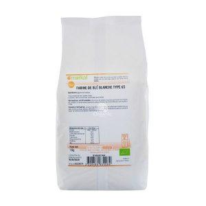 Bột mì hữu cơ T65 bread flour Markal 1kg 2