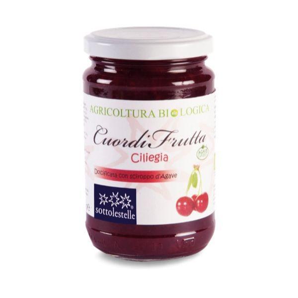Mứt dâu tây hữu cơ Sottolestelle 320g Organic Strawberry Jam 1