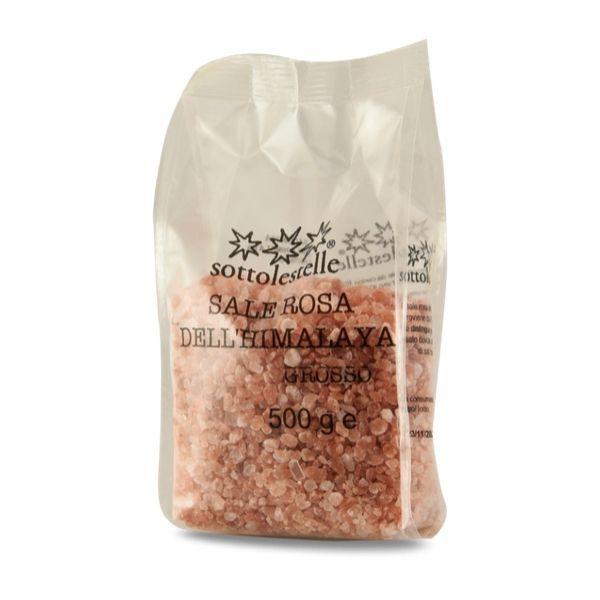 Muối hồng Himalaya (hạt) - Sottolestelle 500g
