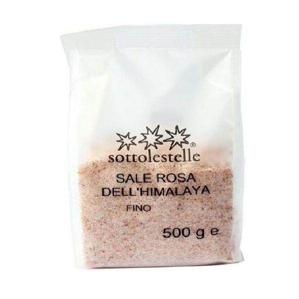 Muối hồng Himalaya (mịn) - Sottolestelle 500g
