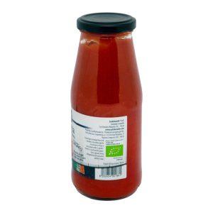 8032454001861 BSốt cà chua Ý hữu cơ Sotto 420g - Passata di Pomodoro Biologica