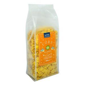 8032454070560 B Ngũ cốc hữu cơ bắp ngô siro cán dẹp Sotto 300g - Corn Flakes agave
