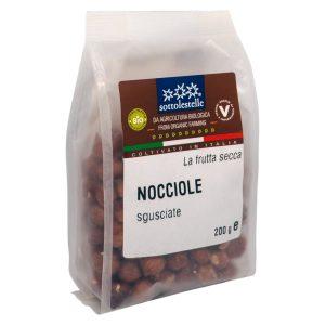 8032454071062 B Hạt phỉ hữu cơ Sotto 200g - Nocciole Italiane Sgusciate 200g