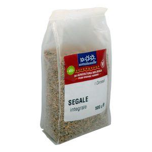 8032454071659 B Hạt lúa mạch đen nguyên cám hữu cơ Sotto 500g - Segale integrale