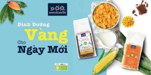 Ngũ cốc dinh dưỡng Sotto organicshop